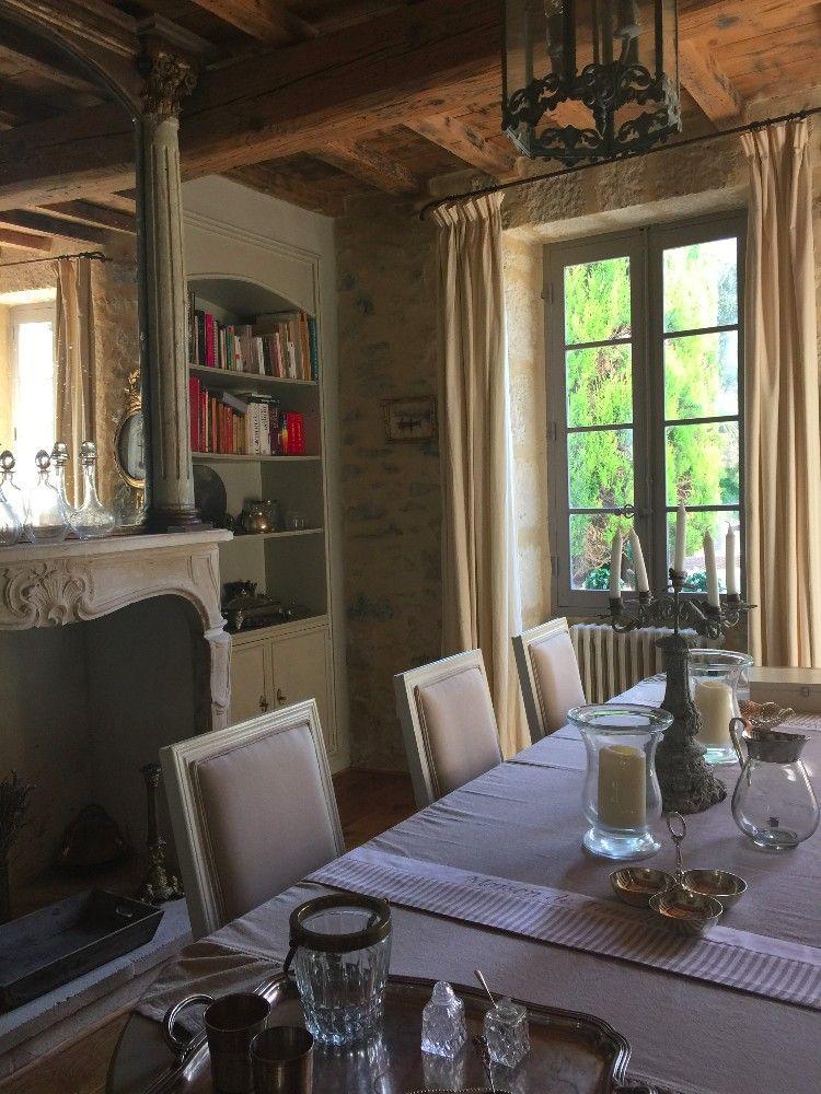Un eclettica villa a biarritz provenza arredamento e 15 for Interni di charme