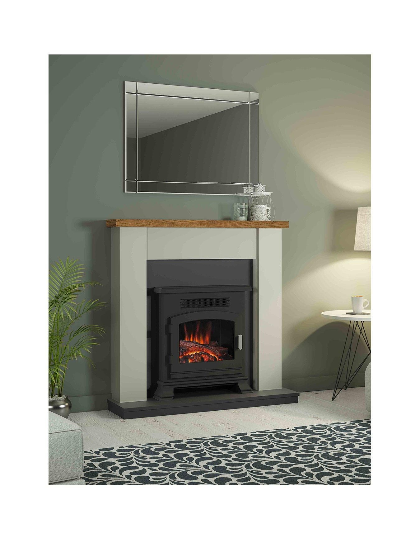 Ravensdale electric fireplace suite living room pinterest