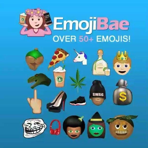 OMG I just got 50 New Emojis from this new 'Emoji Bae' app @Emoji.Bae.Apps!  Get the @Emoji.Bae.Apps now   @Emoji.Bae.Apps   @Emoji.Bae.Apps   @Emoji.Bae.Apps   @Emoji.Bae.Apps   @Emoji.Bae.Apps  by crazyhumor