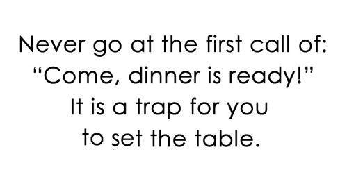 It's a trap! I knew it...