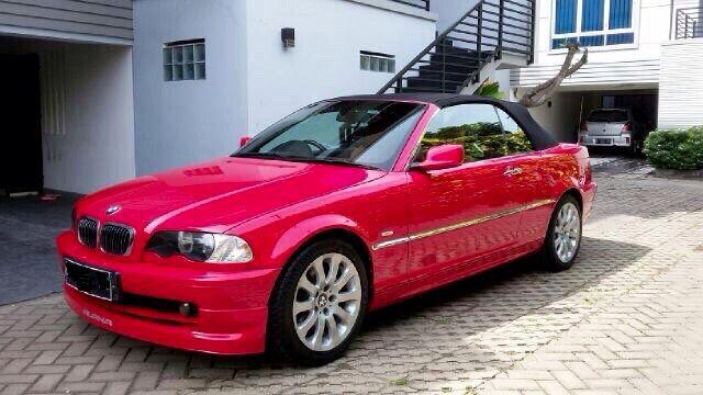 2001 Atpm Red E46 320i Cabriolet Bmw Visit On Audinwest Blogspot Com