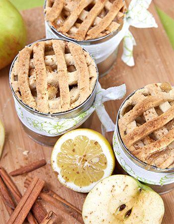 Apple Pie in der Konservendose