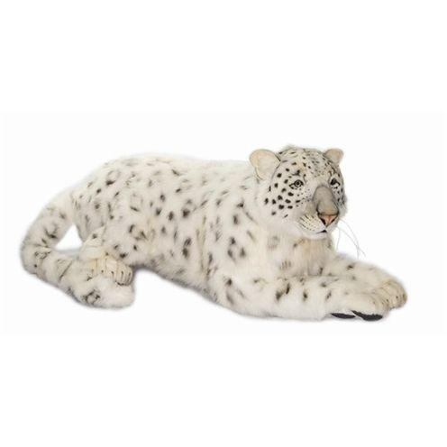 Hansa Snow Leopard Life Size 49 L Arctic Animals Animals Snow