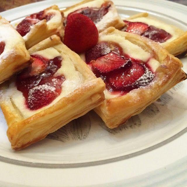 Something To Remember Anissa S Blog Strawberry Cheese Danish Cheese Danish Favorite Recipes Recipes