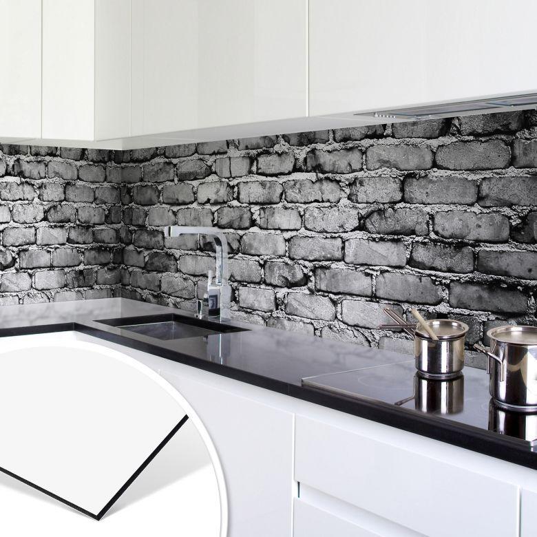 Muro Cucina Rivestimento.Rivestimento In Alu Dibond Muro 04 Nel 2019 Rivestimenti