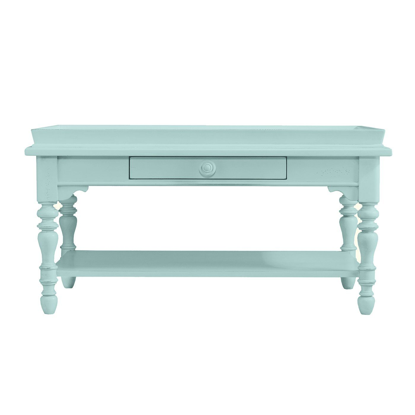 Stanley Furniture 829 Coastal Living Sand Box Cocktail Table