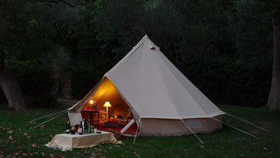SIBLEY 500 Tent -Standard Cotton Bell tent Yurt/Teepee/Chill-out Canvas New & SIBLEY 500 Tent -Standard Cotton Bell tent Yurt/Teepee/Chill-out ...