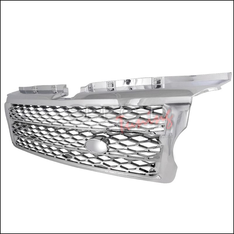 2008 Land Rover Range Rover Supercharged: 2006-2008 LAND ROVER RANGE ROVER SPORTFRONT GRILLE