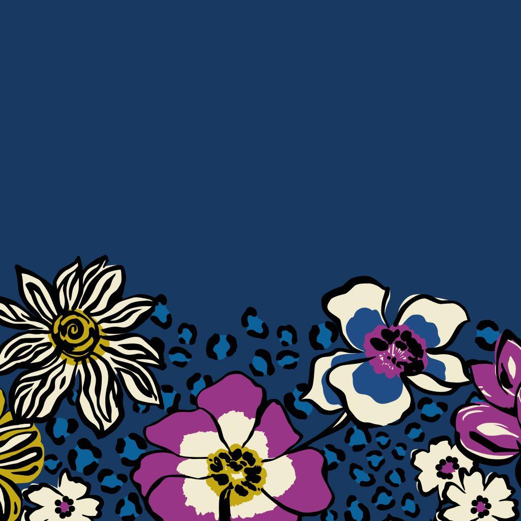 Wallpaper Iphone Violet: Dress Your Tech: African Violet Tablet Wallpaper