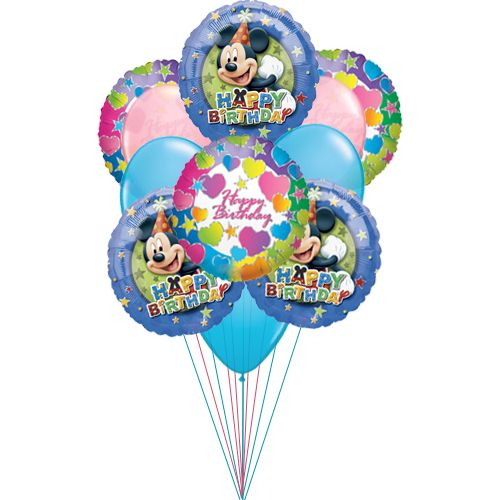 Shop Cheap Birthday Balloons Online From Giftblooms