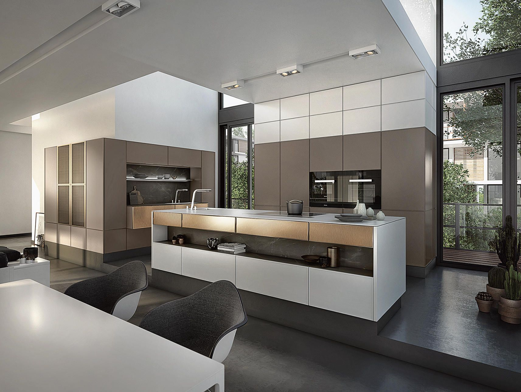 SieMatic SE 3003 R by SieMatic | Fitted kitchens