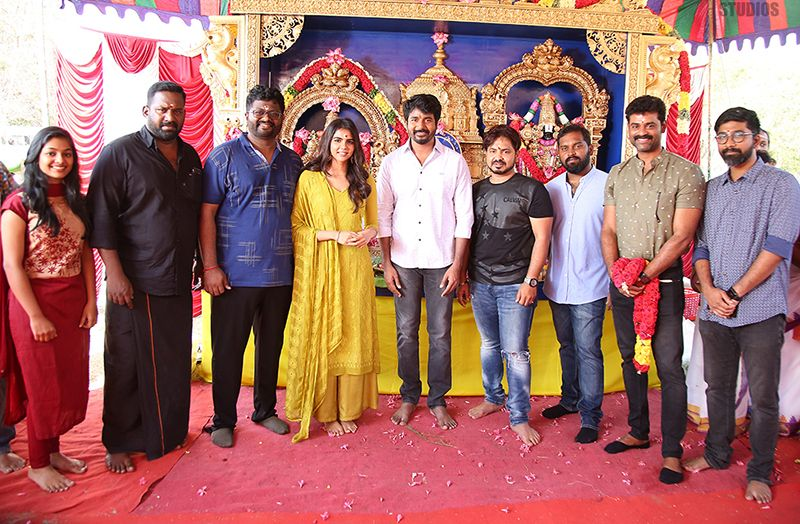 Sivakarthikeyan's HERO launched with simple ritual ceremony