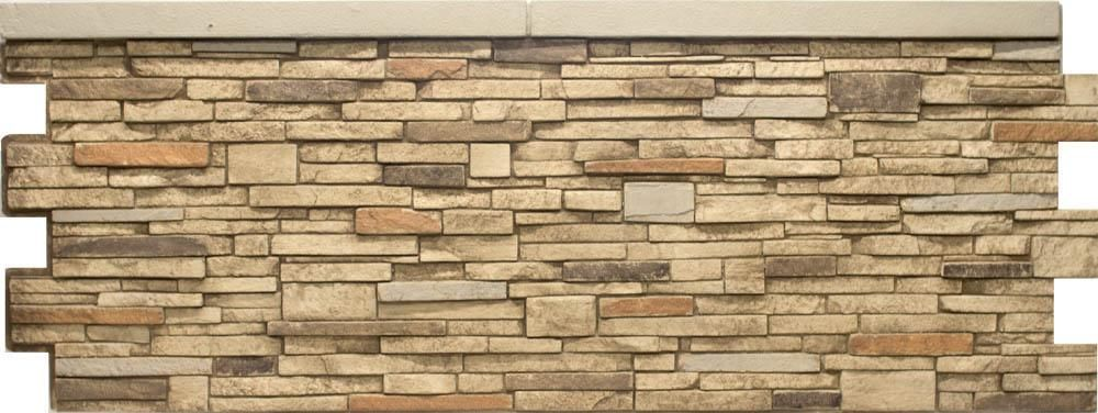 Virginia Stacked Stone Wainscot Dp2722 Faux Stone Sheets Stacked Stone Faux Stone Panels