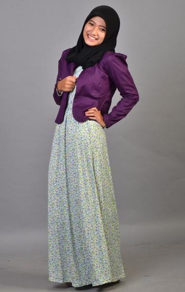 Ingin Terlihat Modis dan Trendi dengan Model Dress dan Gamis Batik