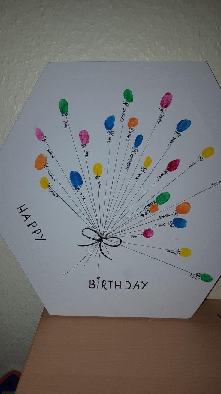 Geburtstagsgeschenk basteln grundschule