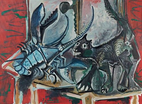 Cats in 20th Century History and Art (Part 3-Picasso)