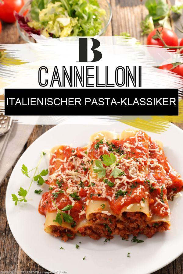 Italienische Küche: Die besten Klassiker   Italienische ...