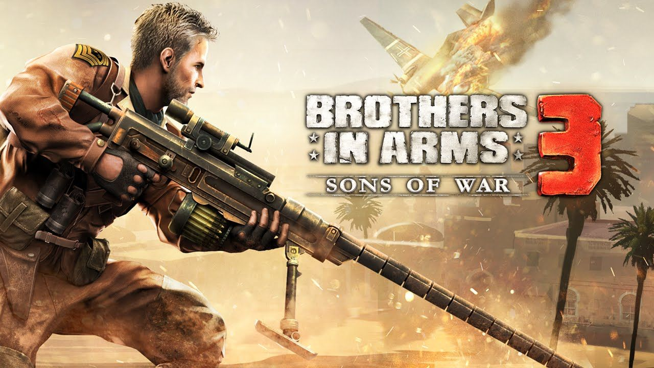 Brothers in Arms® 3 APK File + OBB Data Download for Android