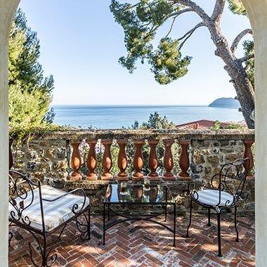 Villa della Pergola, Luxury Hotel in Alassio, Italy SLH