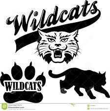 free purple wildcat clipart google search wildcats pinterest rh pinterest com wildcat clipart mascot wildcat clipart free
