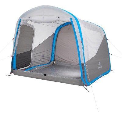 Hiking Camping Camping Aufenthaltszelt Air Base Xl Quechua Zelte Aufblasbares Vorzelt Camping Zelten
