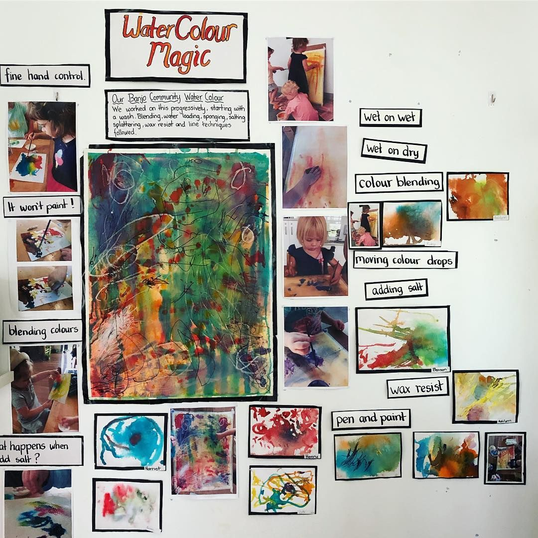 Kinfolk Early Learning On Instagram Central To The Reggio Emilia