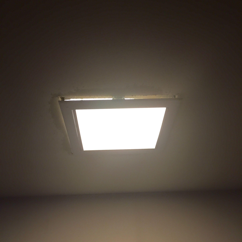 Square Flush Mount Ceiling Light Covers