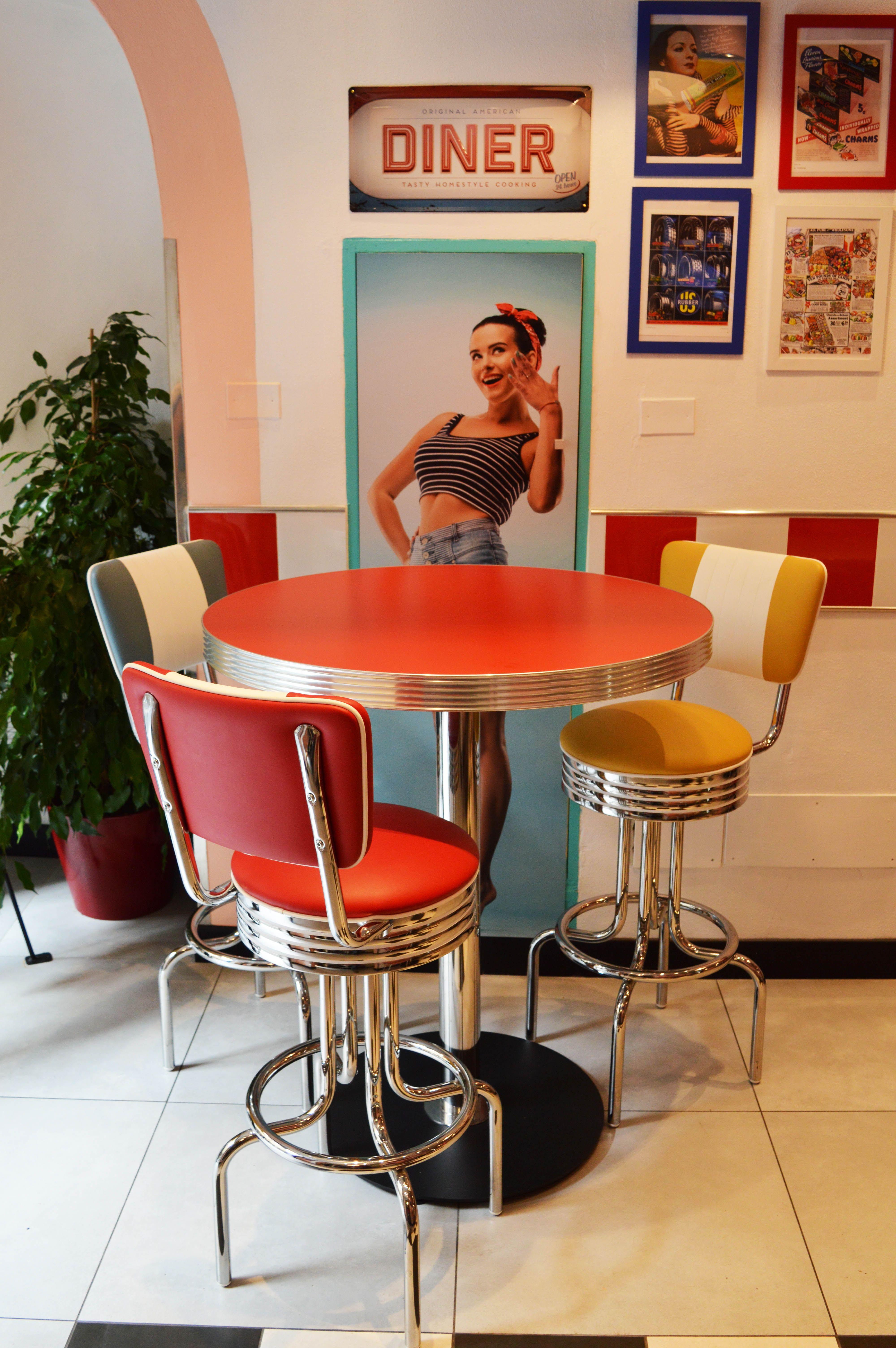 Arredo vintage l 39 arredo american style per case e locali arredamento americano anni 50 e vintage - Cucina anni 50 americana ...