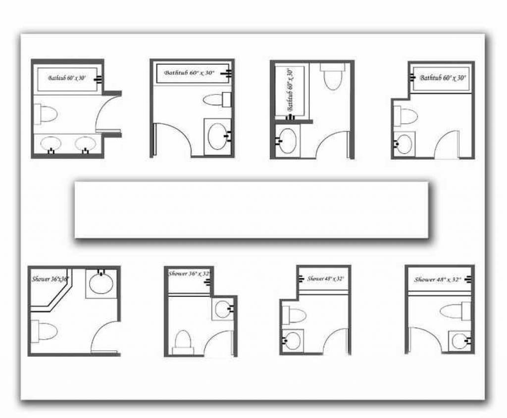 Luxurious Small Bathroom Layout House Design Ideas | Bathroom ...