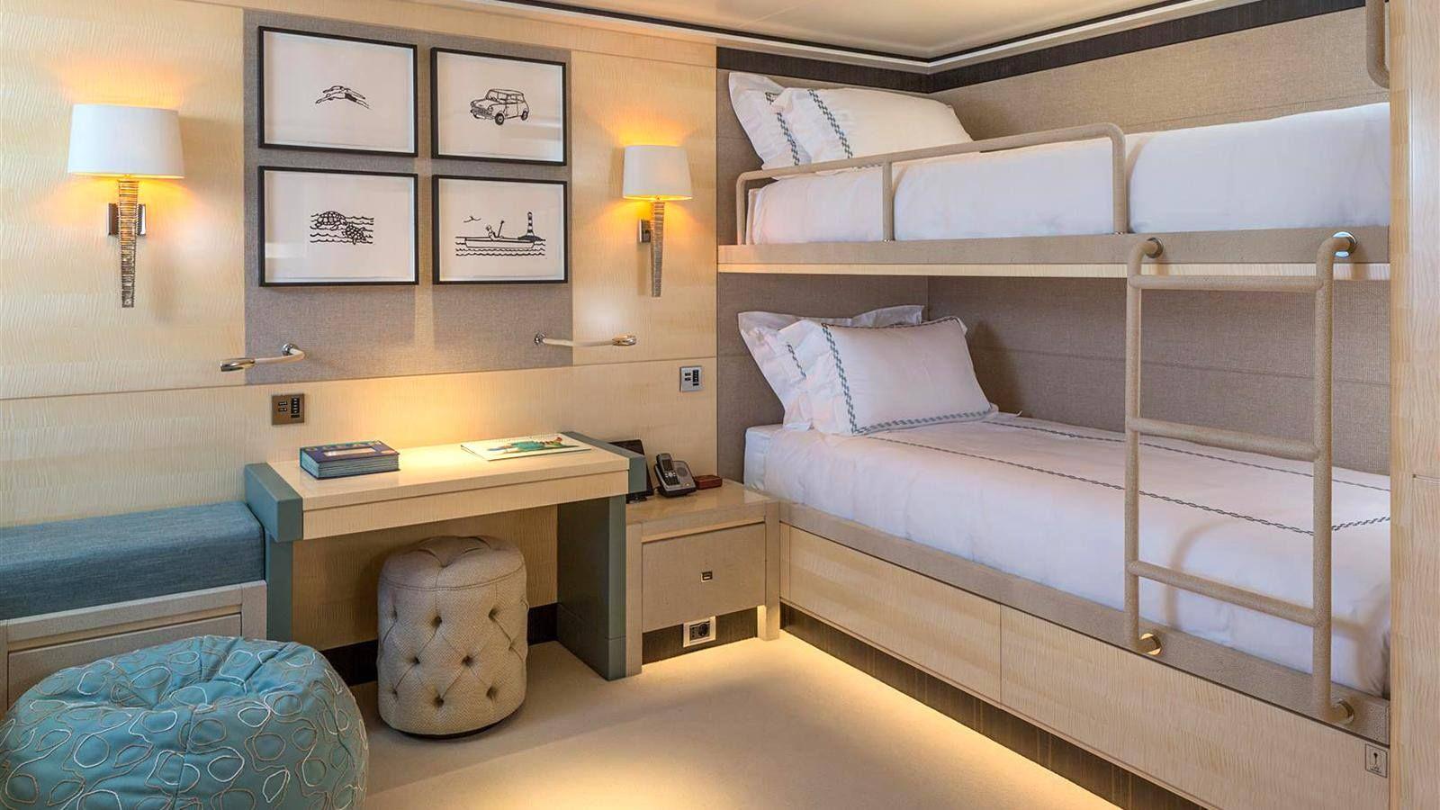 Pin Von Rumoeller Betten Auf Yacht Interior Cabin Design
