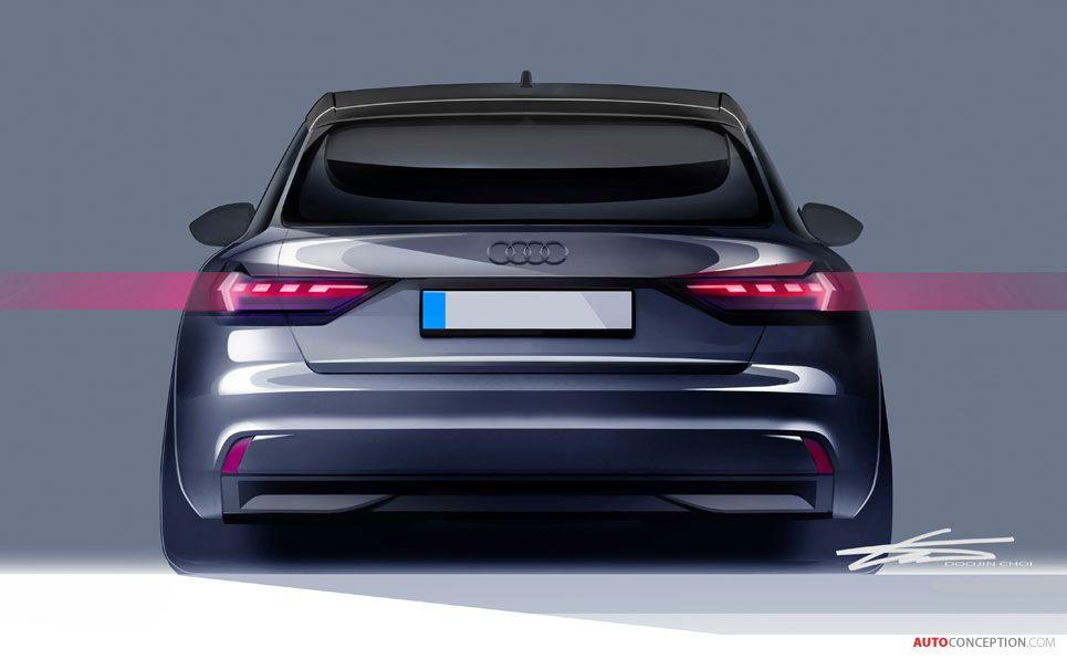 2019 Audi A1 Audi A1 Audi