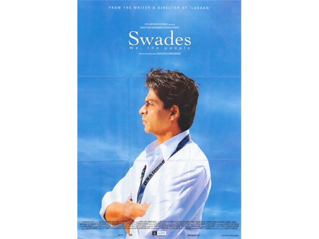 Swades Movie Poster 11 X 17 Digital Camera Movie Posters Film