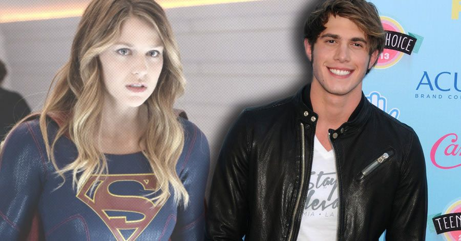 Supergirl Casts Blake Jenner In Recurring Role Blake Jenner Supergirl It Cast