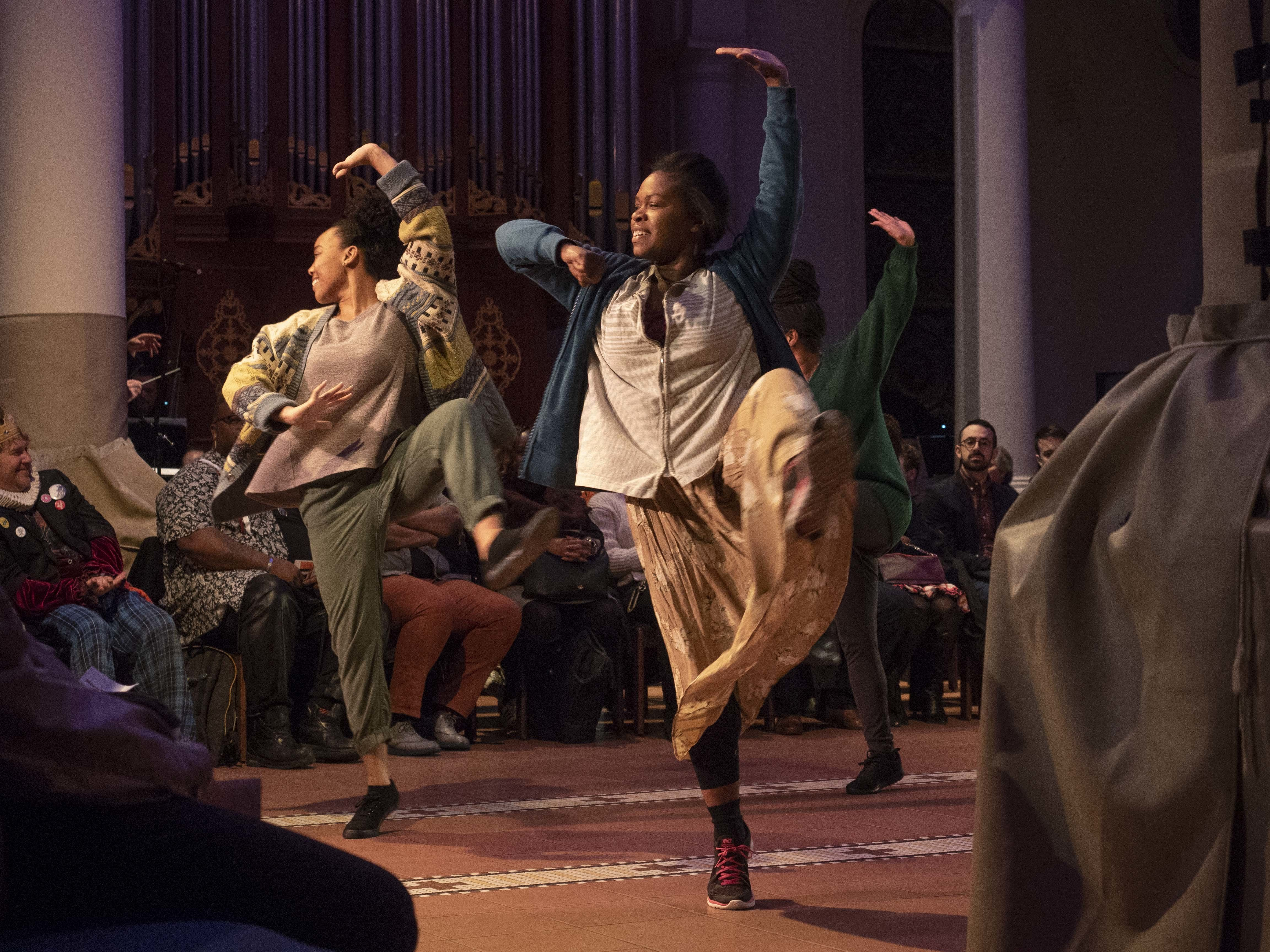 What It Takes to Choreograph an Opera in a Soup Kitchen