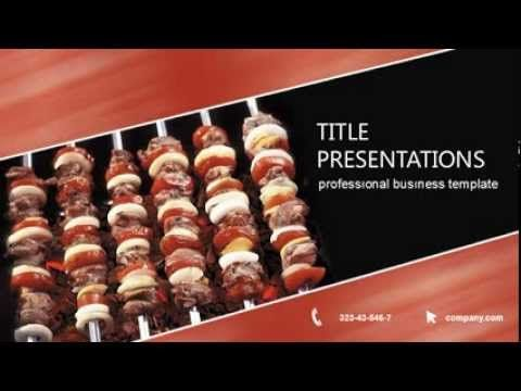 Barbecue recipes powerpoint template presentation presentation barbecue recipes powerpoint template presentation forumfinder Images