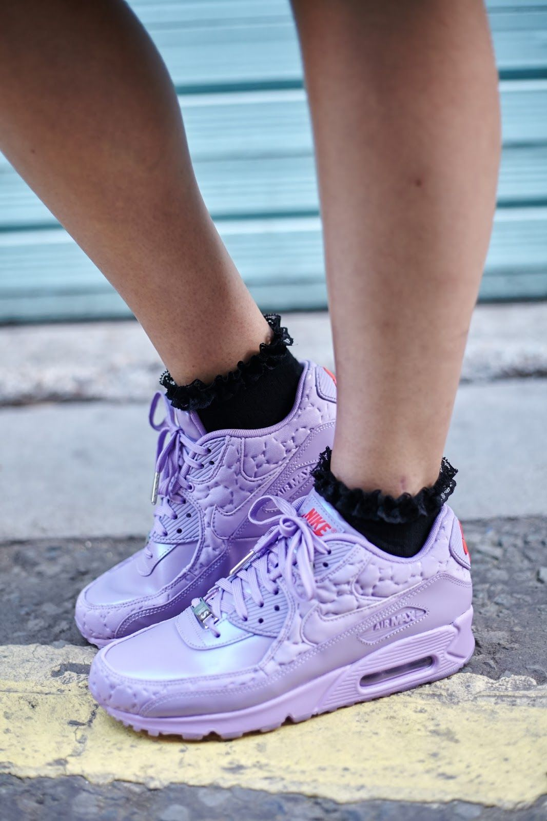 Nike 90 Air A L C Paris S Max Purple 7xxrBwqfE