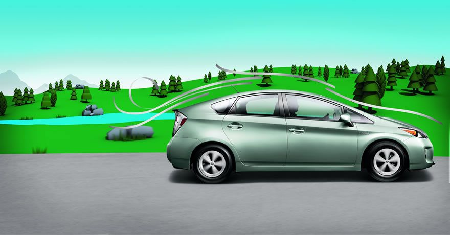 The Toyota Prius Earned The Title Of Consumer Report S Green Car