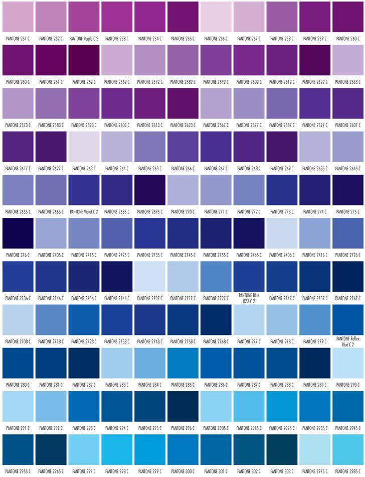 Resultado de imagen para pantone colors Deco Pinterest Searching - sample pms color chart
