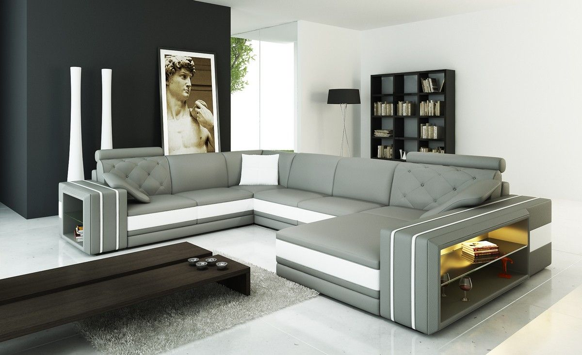 Images Of Vig Furniture Vgev6142 Divani Casa 6142 Modern Grey And
