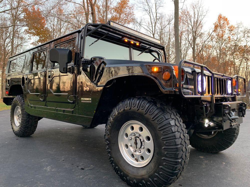2000 Hummer H1 2000 Hummer H1 Hummer h1, Hummer, Monster