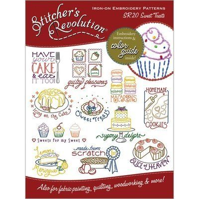 (4)JUST BOUGHT THIS!! Stitcher's Revolution Iron-On Transfers-Sweet Treats by Aunt Martha's, http://www.amazon.com/dp/B0086IJLH6/ref=cm_sw_r_pi_dp_o8vErb1AN0GYK