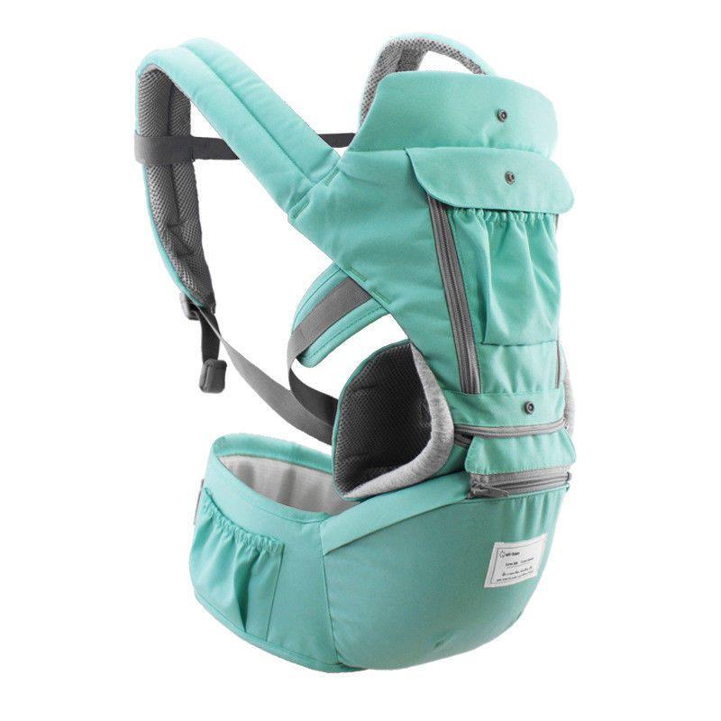 Infant Newborn Adjustable Baby Carriers Breathable Ergonomic Wrap Sling Backpack