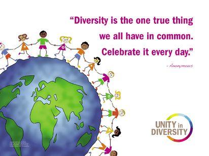 Unity and diversity essay