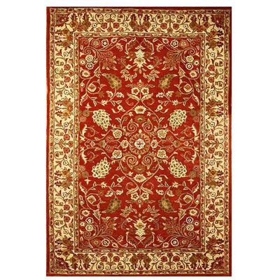 Artios Red Gold Area Rug Area Rugs Oriental Rug Rugs