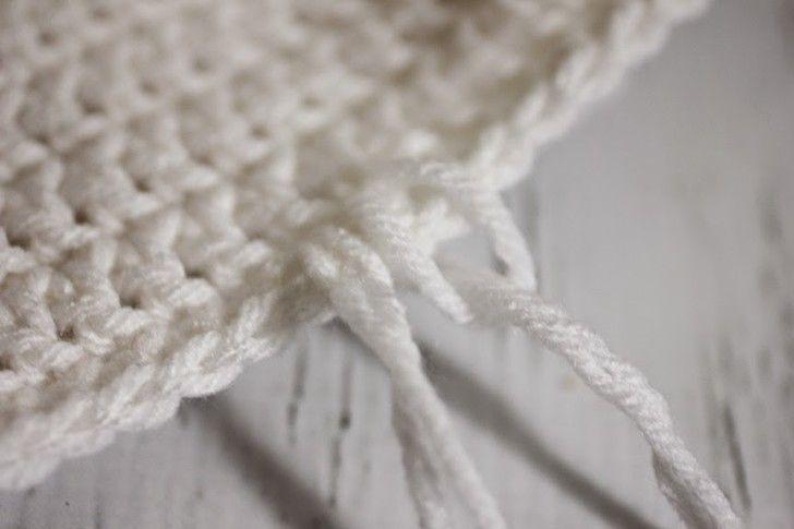 Crochet Snow Queen Hat Pattern #queenshats Crochet Snow Queen Hat Pattern - Repeat Crafter Me #queenshats