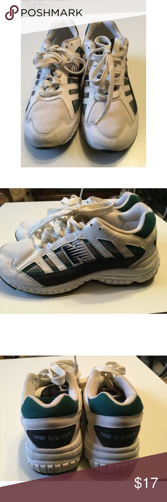 Balance 502 running sneakers size