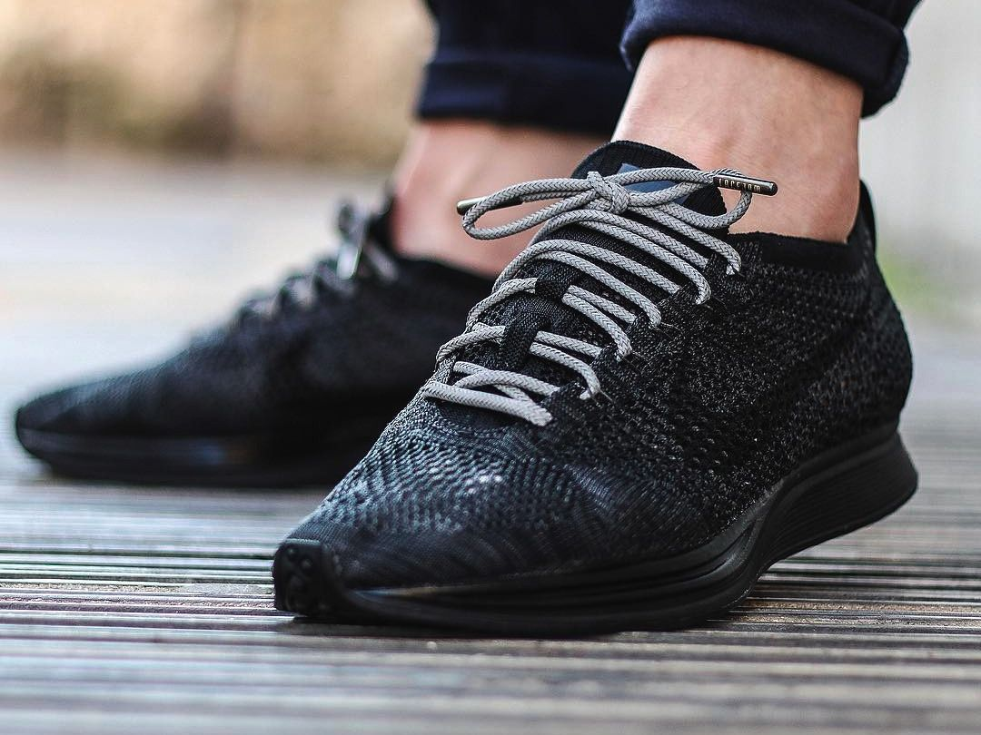 on sale 380cd b6593 Nike Flyknit Racer  Midnight  - 2016 (by cedric castex) A quality pair of