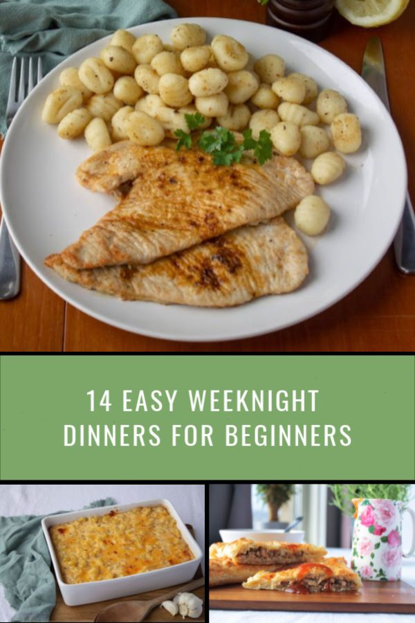 Today I've got a collection of 14 Easy Weeknight Dinners for Beginners because we all deserve a homecooked meal. These recipes are stress-free, foolproof, and fast. Oh, and of course, completely awesome. The post 14 Easy Weeknight Dinners for Beginners appeared first on How to be Awesome on $20 a day.