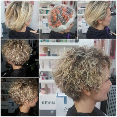 30 new short curly hairstyles for  thick hair styles