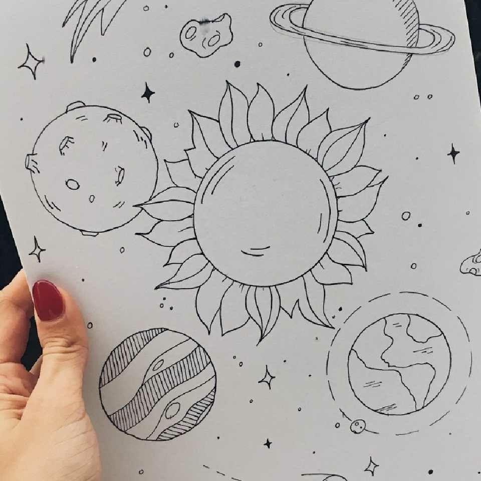 Pin De Sandy Em Apuntes Desenhos A Lápis Ideias Para